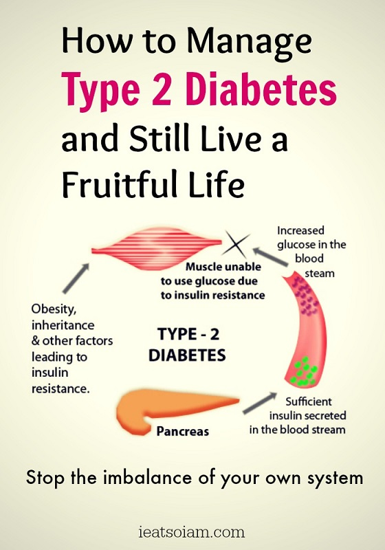 Is there a cure for type 2 diabetes? Check this! - iEatSoiAm
