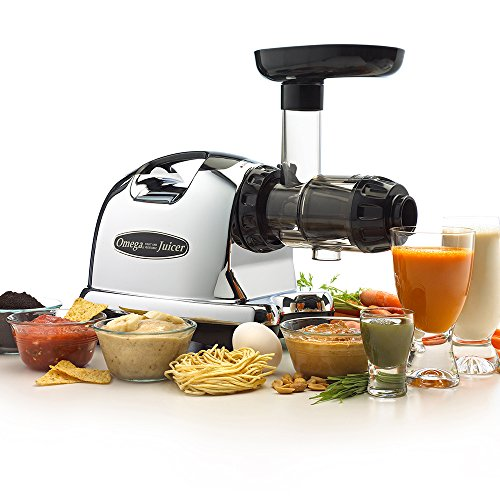 Omega J8006 - The Best Masticating Juicer