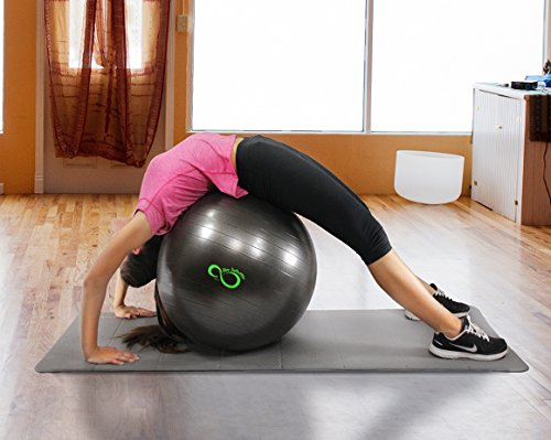Exercise Ball -Professional Grade Exercise Equipment Anti Burst