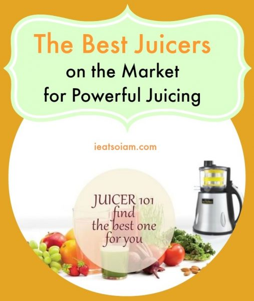 Best Juicers on the Market 2018 – Buyer's Guide