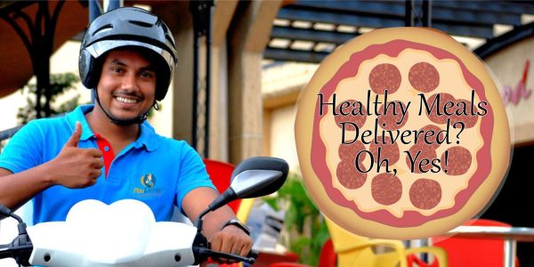 Healthy Meals Delivered to Your Door
