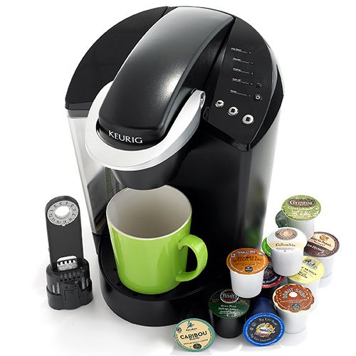 Keurig K45 - Best Rated Keurig Coffee Maker for First Time Buyers