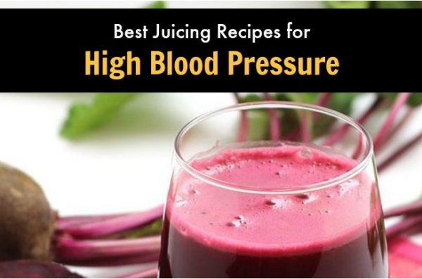 Best Juicing Recipes for High Blood Pressure