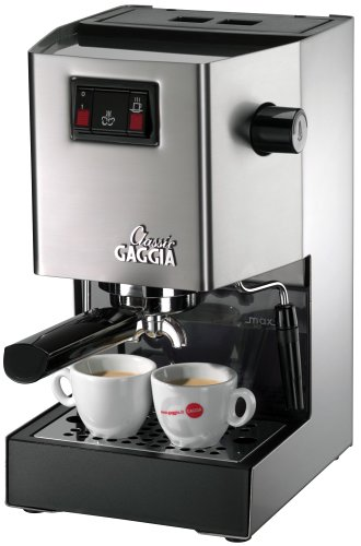 Gaggia 14101 Classic- Best Espresso Machine Under $500