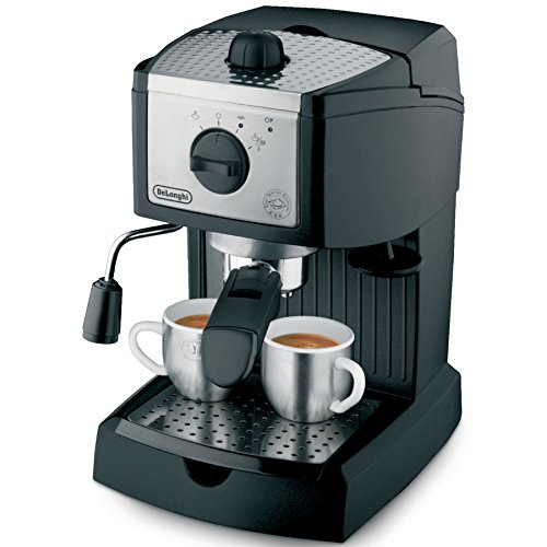 De'Longhi EC155 15 BAR Pump- Best Espresso Machine Under $100