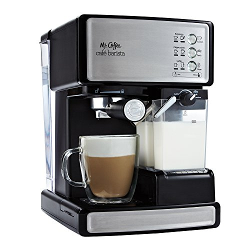 Mr. Coffee ECMP1000 - Best Espresso Machine Under $200