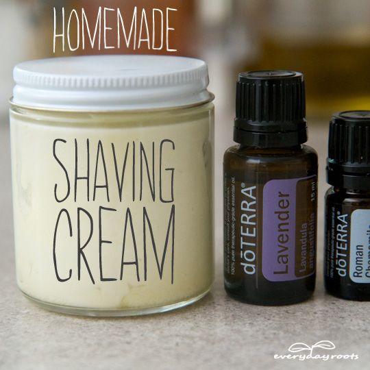 Best Homemade Shaving Cream