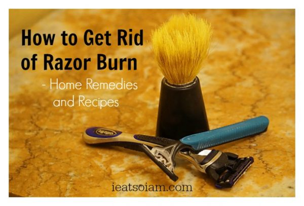 How to Get Rid of Razor Burn