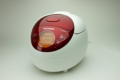 Cuckoo CR-0351F - Best Korean Rice Cooker