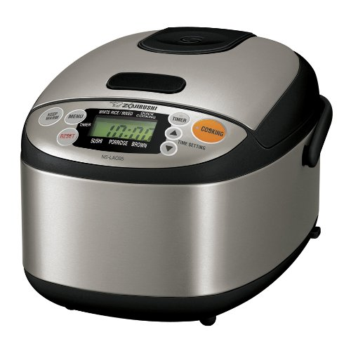 Zojirushi NS-LAC05XT - Best Japanese Rice Cooker