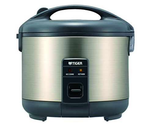 Tiger JNP-S55U-HU - Durable Japanese Rice Cooker