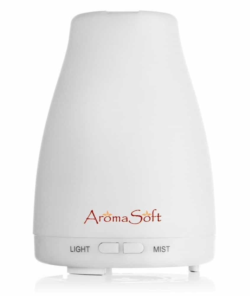 Aromatherapy Electronic Essential Oil Ultrasonic Diffuser Review best essential oil humidifier